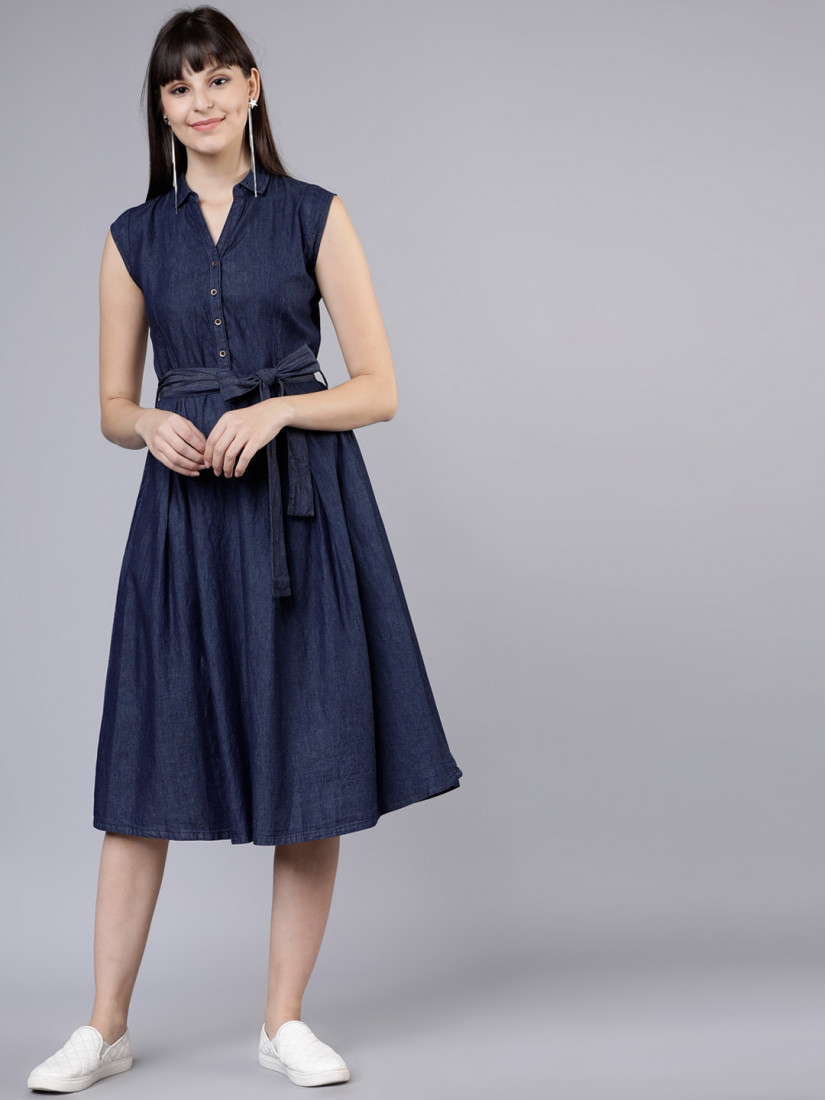 Hot Summer Gown Stylish Casual Dress