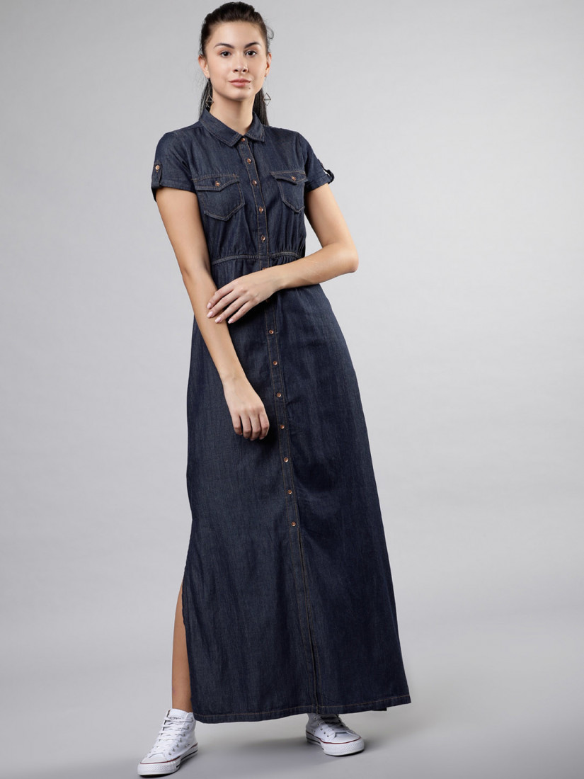 Long Gown Stylish Long Casual Dress